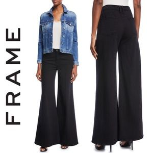 Frame Le Palazzo High-Rise Wide Leg Jeans